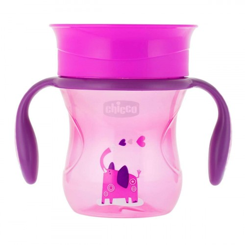 Chicco 360° Perfect Cup(Pink)