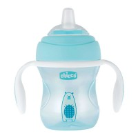 Chicco Cup Transition 4m+(Blue)
