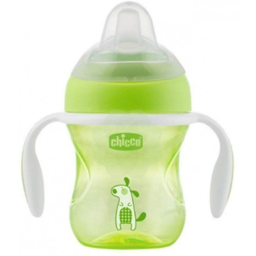 Chicco Cup Transition 4m+(Green)