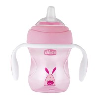 Chicco Cup Transition 4m+(Pink)