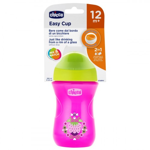 Chicco Easy Cup 12m+(Pink)