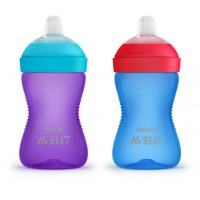 Philips Avent Soft, Bite-Resistant Spout Cup (300ml)