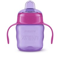 Philips Avent Spout Cup (Girl)(200ml) 6m+