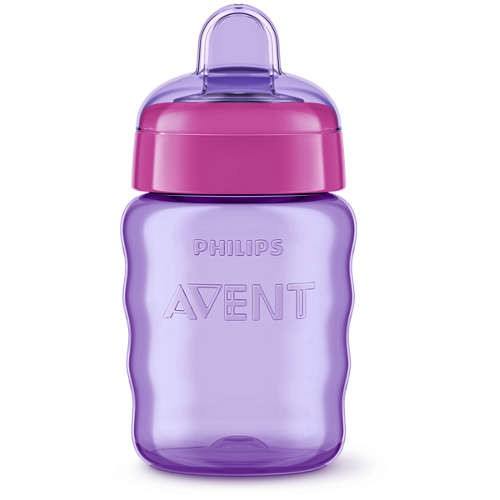 Philips Avent Spout Cup (Girl) (260ml) 9m+