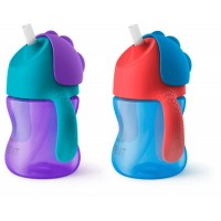 Philips Avent Straw Cups (200 ml) 9m+