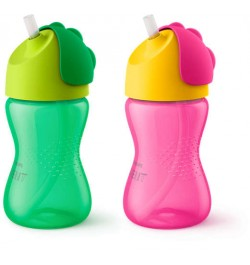 Philips Avent Straw Cups (300ml) 12m+