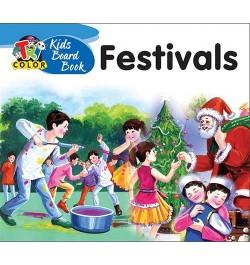 Buy Tricolor Kids Board Books-Festivals Online in India