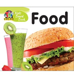 Tricolor Kids Board Books-Food