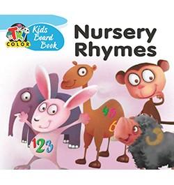 Tricolor Kids Board Books-Nursery Rhymes