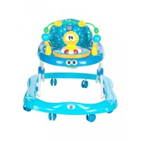 Mee Mee Simple Steps Baby Walker (Funny Duck) (Blue)