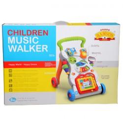 Buy Ramson Musical Baby Activity Walker Online in India