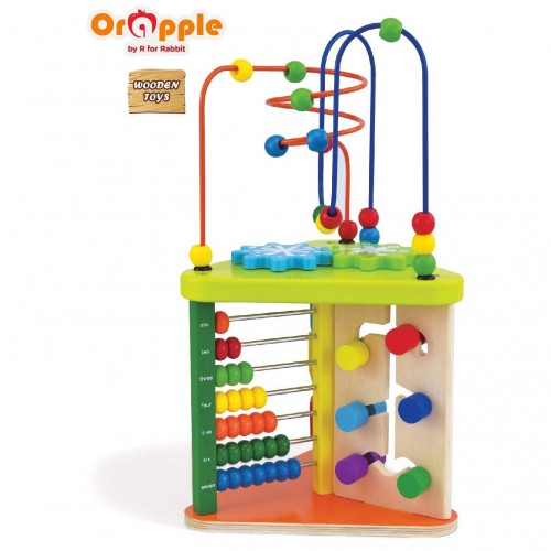 Orapple by R For Rabbit - 5 in 1 Mind Gym