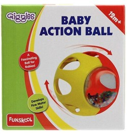 Giggles Baby Action Ball