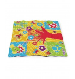 Giggles Baby Playmat - Multicolor
