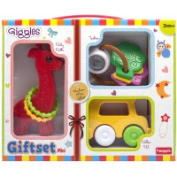 Giggles Mini Gift Set (Multi color)
