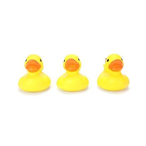 Ratna's Squeezy Toys Duck 3 pcs Pack