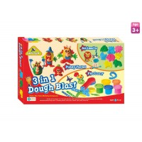 Ekta 3 In 1 Dough Blast