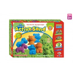 Ekta Active Sand (Animal Play Set)