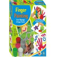 Ekta Finger Painting (Junior)