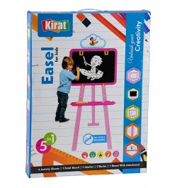 Buy Kirat 5 in 1 Easel for Kids Online in India