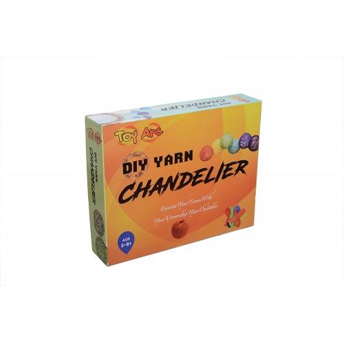 ToyArc DIY Yarn Chandelier