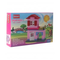 Peacock Smart Blocks Dream House Set - 142 Pieces