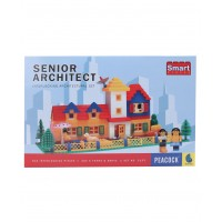 Peacock Smart Blocks Senior Architect - 610 Pieces