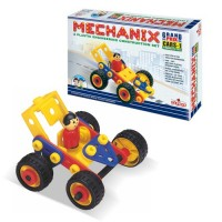 Zephyr Mechanix - Car 1