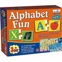 Creative's Alphabet Fun 3 in one