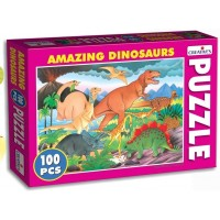 Creative's Amazing Dinosaurs (100 Pcs)