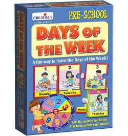 Buy Creative's Days of the Week Online in India