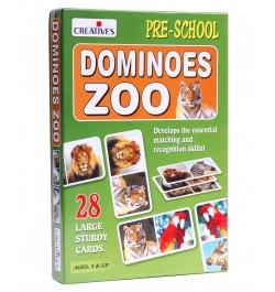 Buy Creative's Dominoes Zoo Online in India