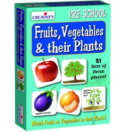 Buy Creative's Fruits, Vegetables Their Plants Online in India
