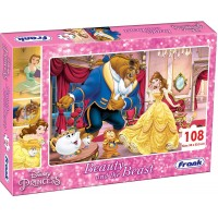 Frank Beauty And the Beast Puzzle - 108 Pieces