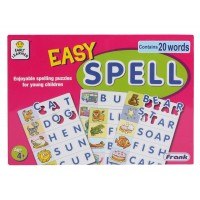 Frank Early Learner Easy Spell Puzzle - 10 Pieces