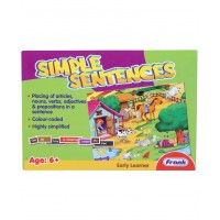 Frank Early Learner Simple Sentences Puzzle
