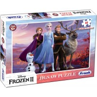Frank Disney Frozen 2 Puzzle - 60 Pieces