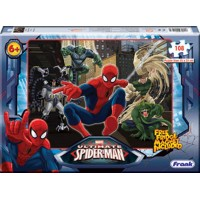 Frank Spider Man Puzzle 108 Pieces