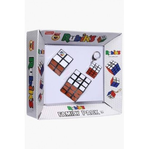 Funskool Rubiks Cube Family Pack Set of 3