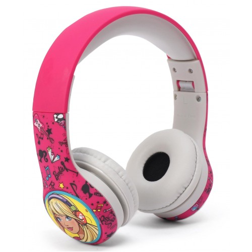 Ramson Barbie Foldable Wired Headphones