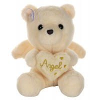 Dhoom Soft Toys Angel Bear 22 CM-Beige