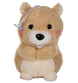 Buy Dhoom Soft Toys Bear Hangings 22 CM-Beige Online in India