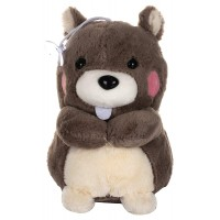 Dhoom Soft Toys Bear Hangings 22 CM-Brown