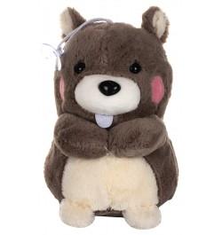 Buy Dhoom Soft Toys Bear Hangings 22 CM-Brown Online in India
