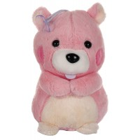 Dhoom Soft Toys Bear Hangings 22 CM-Pink