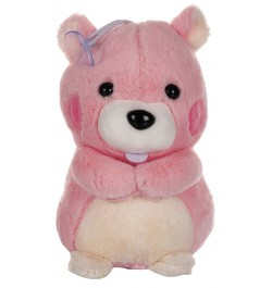 Buy Dhoom Soft Toys Bear Hangings 22 CM-Pink Online in India
