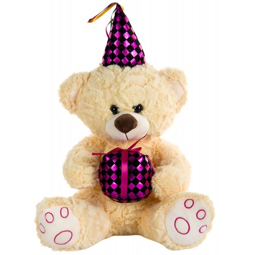 Dhoom Soft Toys Gift Bear 30 CM-Pink