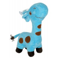Dhoom Soft Toys Giraffe 35 CM-Blue