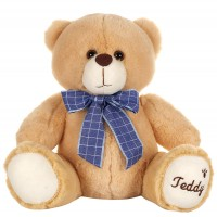 Dhoom Soft Toys Teddy Bear 22 CM-Beige