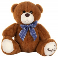 Dhoom Soft Toys Teddy Bear 22 CM-Brown